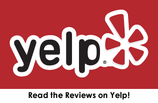 Read the reviews on Yelp!